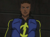 Static (Young Justice, 03x18 - Early Warning)