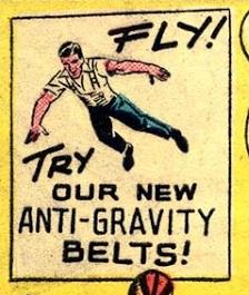 Anti-Gravity Belt