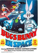Bugs Bunny in Space