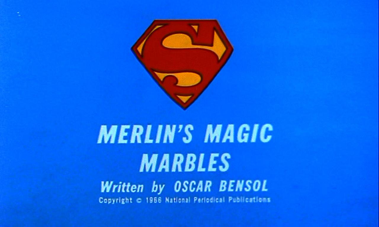 Merlin's Magic Marbles
