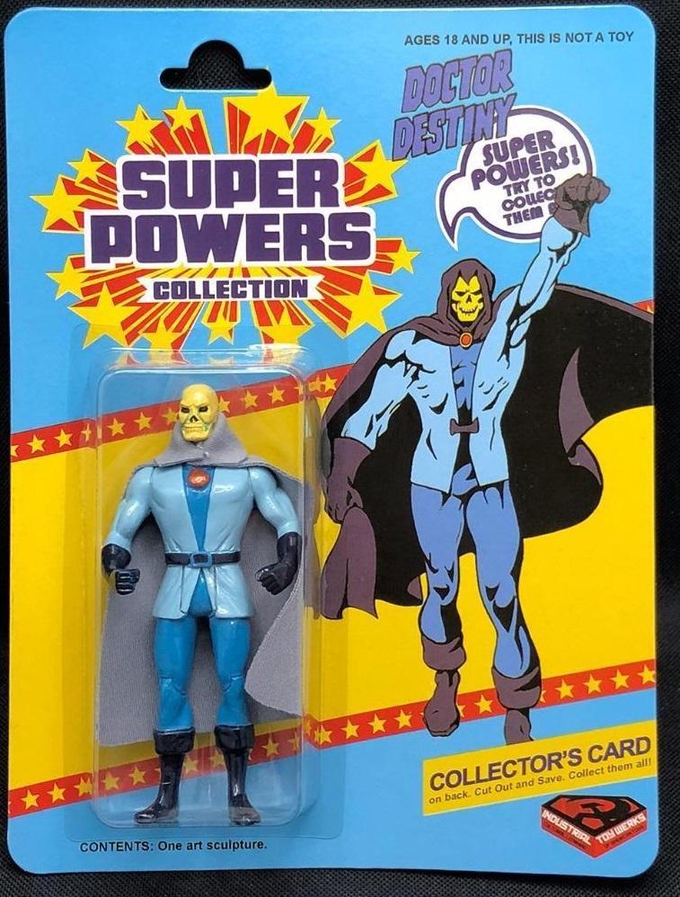 Doctor Destiny (Super Powers figure)