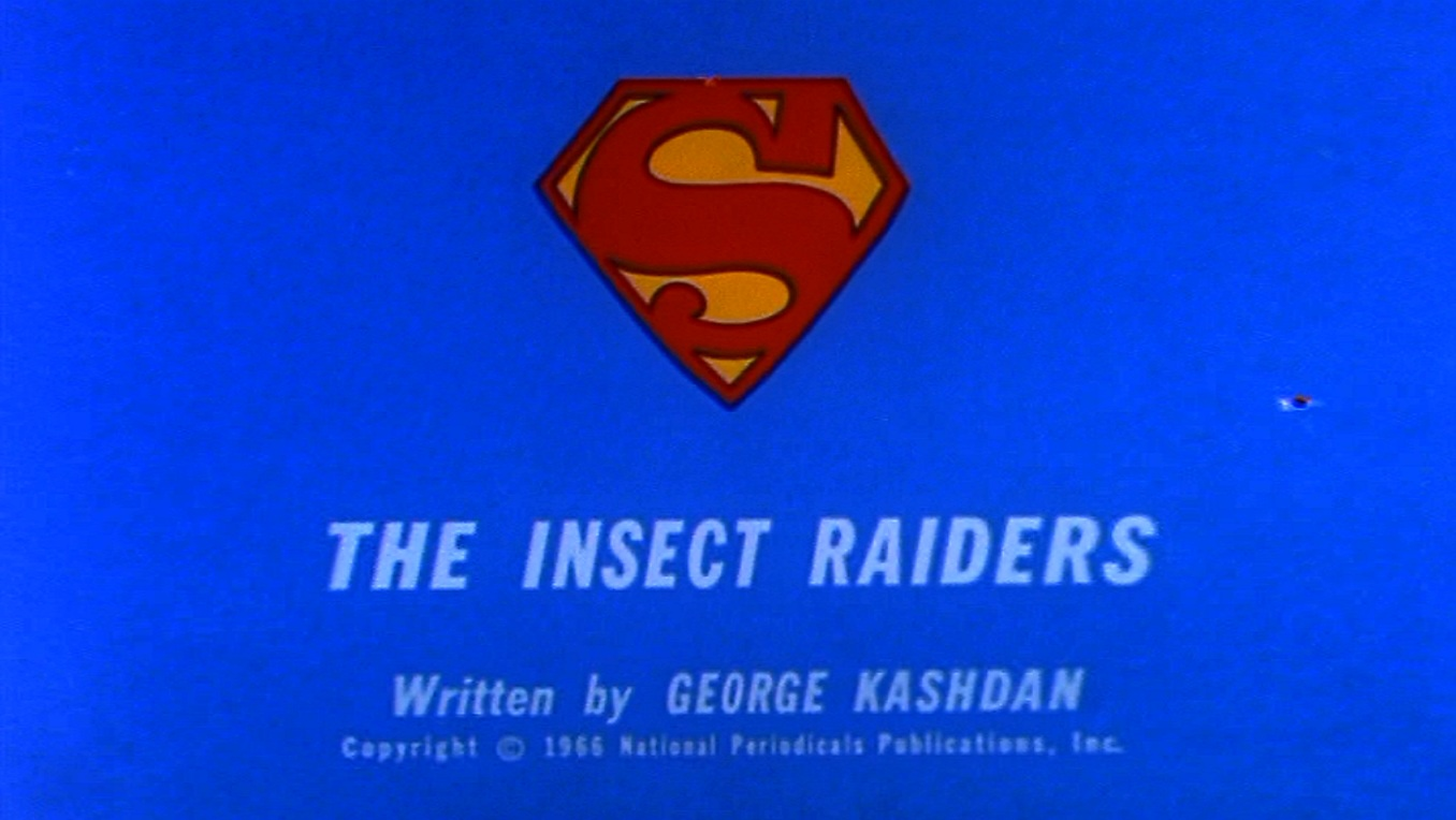 The Insect Raiders