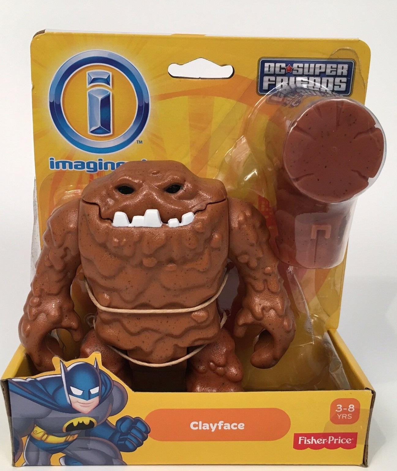 Clayface (Imaginext - DC Super Friends)