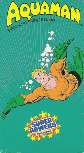Aquaman (Super Powers Video)
