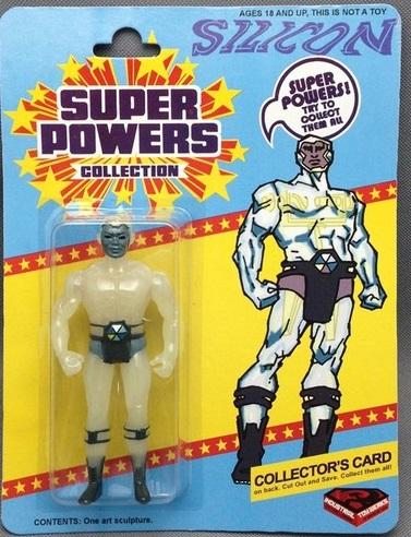 Silicon (Super Powers figure)