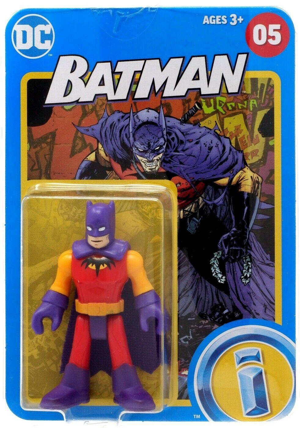 Zur-En-Arrh Batman (DC Super Friends Toy)