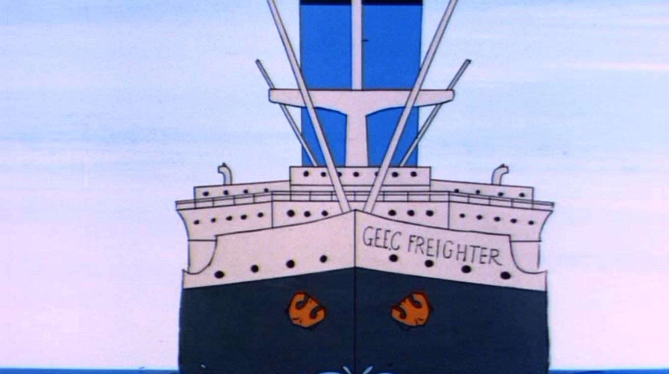 G.E.E.C. Freighter