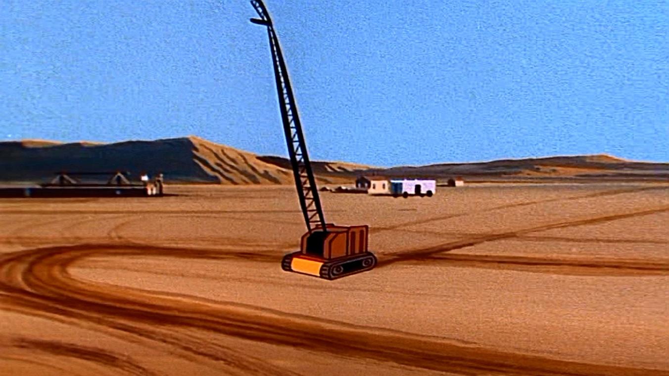 Crane (The Magnetic Monster)