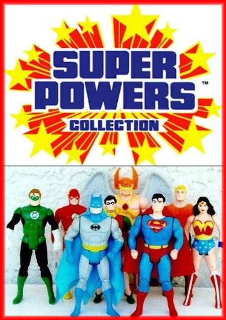 Super Powers Toyline Commercials