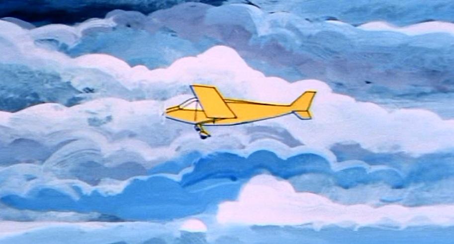 G.E.E.C. cargo plane