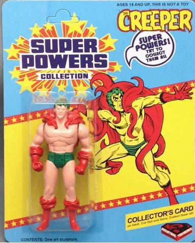 Creeper (Super Powers figure)