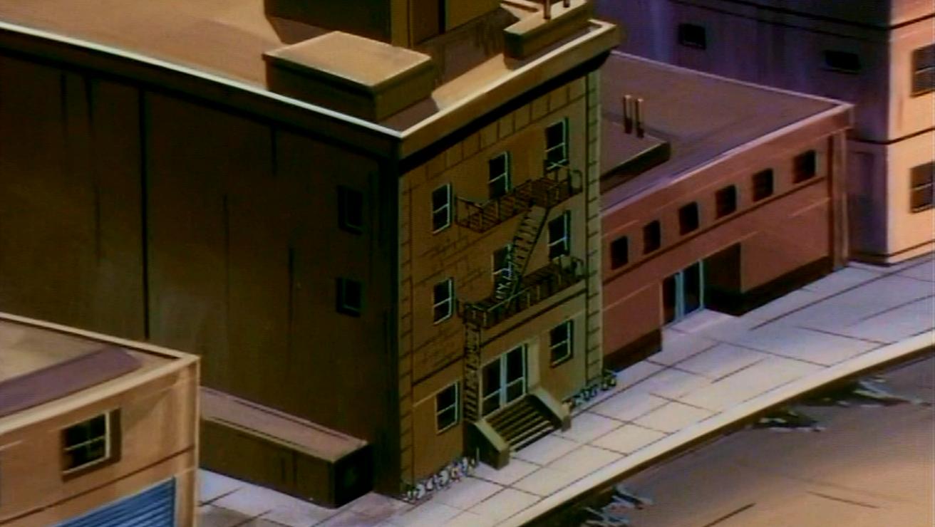 MacFarlane's apartment complex
