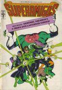 Super Amigos comics 71