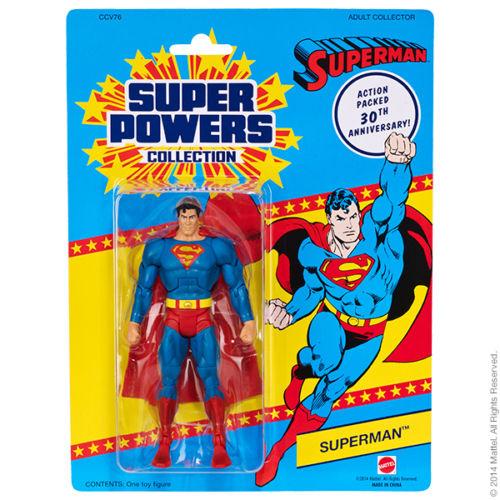 Superman (DC Universe-Super Powers figure)