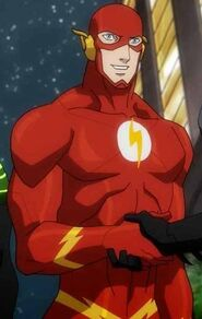 Flash (Justice League War) 5