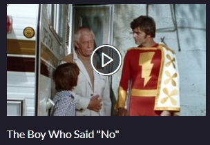 """The Boy Who Said """"No"""""""