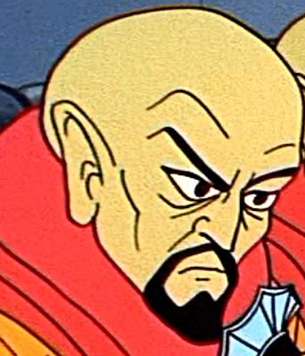 Thrutan commander