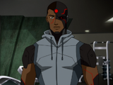 (2019) Cyborg Zeno Robinson (Young Justice Outsiders)
