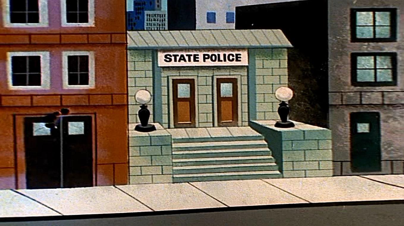 California State Police Headquarters (Precinct 16)