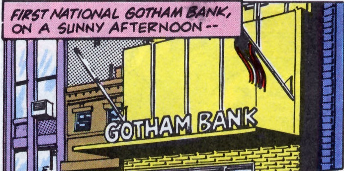 First National Gotham Bank
