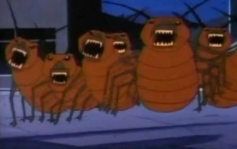 Venusian termites