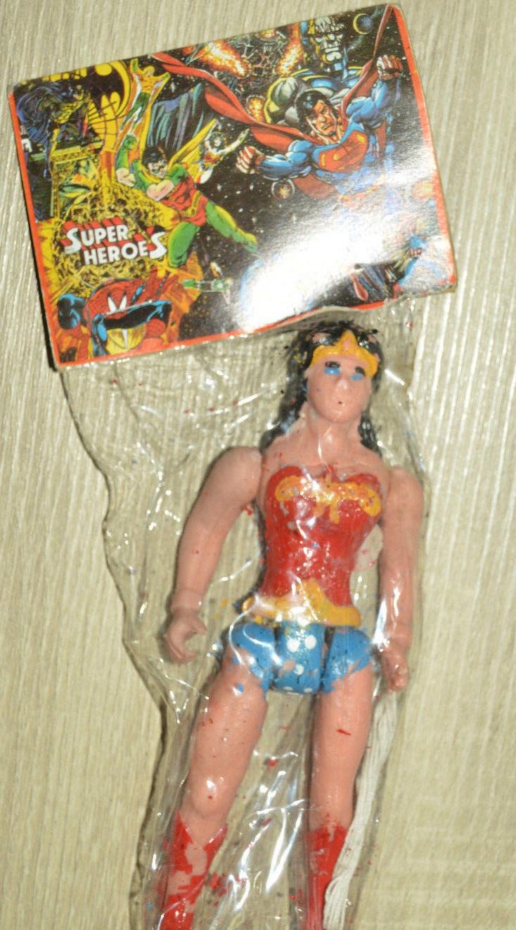 Wonder Woman (Super Heroes figure)