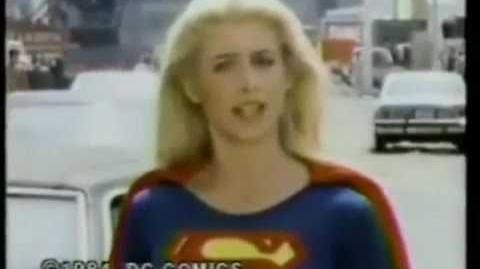 """Supergirl"" PSA Seat Belts (1984)"