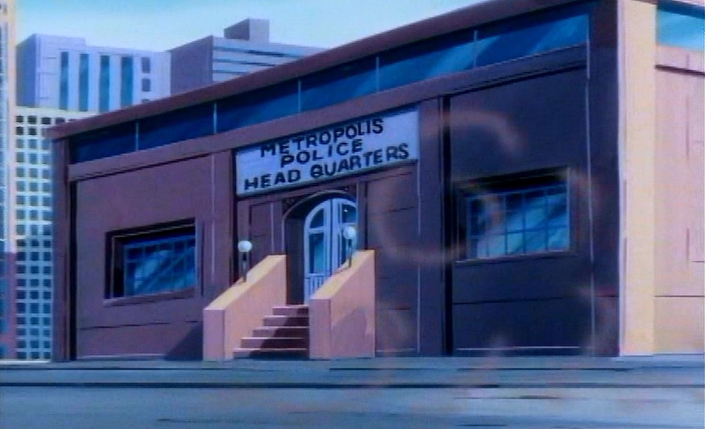 Metropolis Police Headquarters
