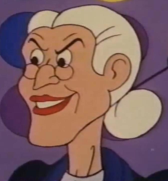 Aunt Minerva