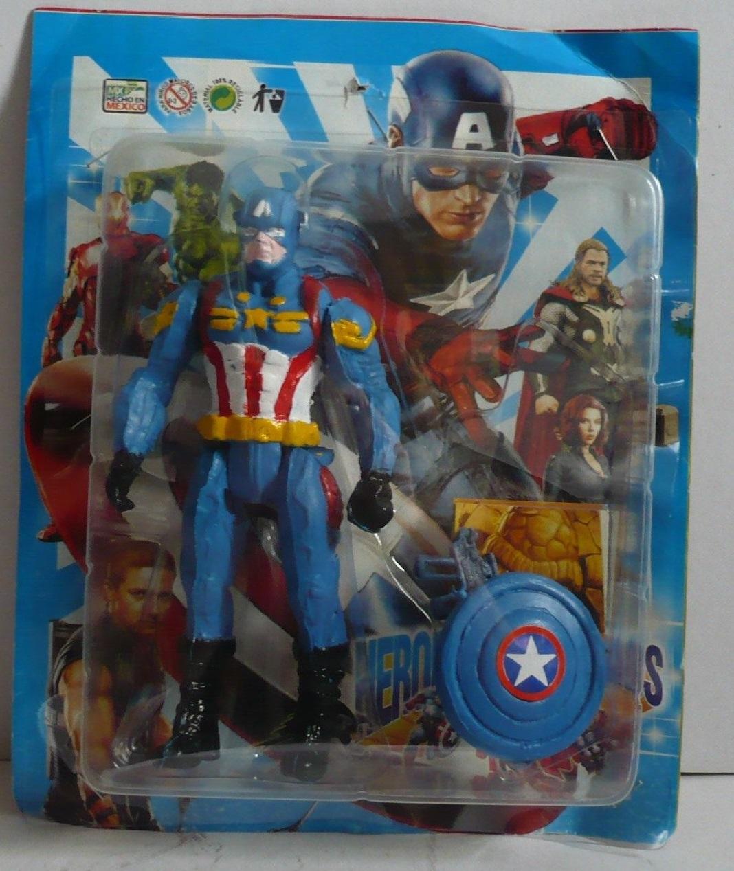 Captain America (Legendary Heroes figure)