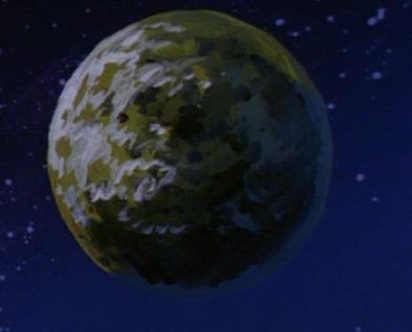 Orion homeworld