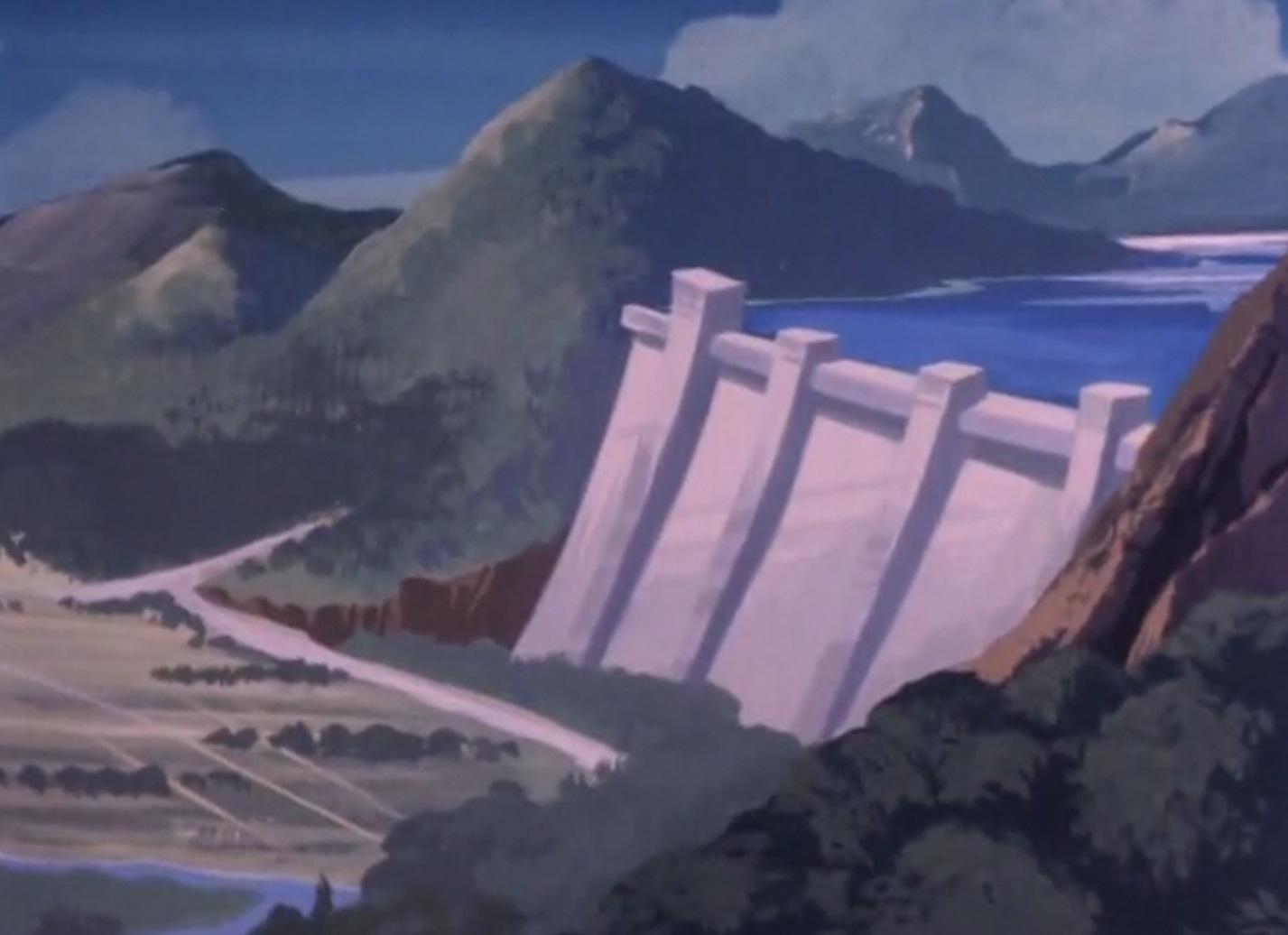 Metro Memorial Dam