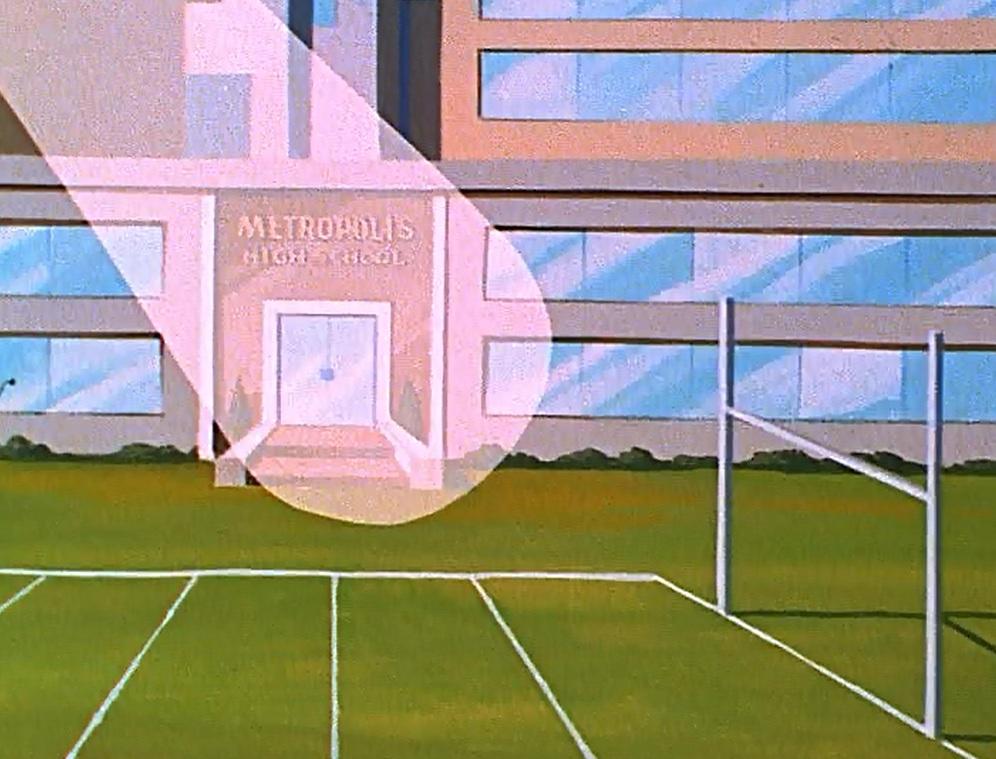 Metropolis High School