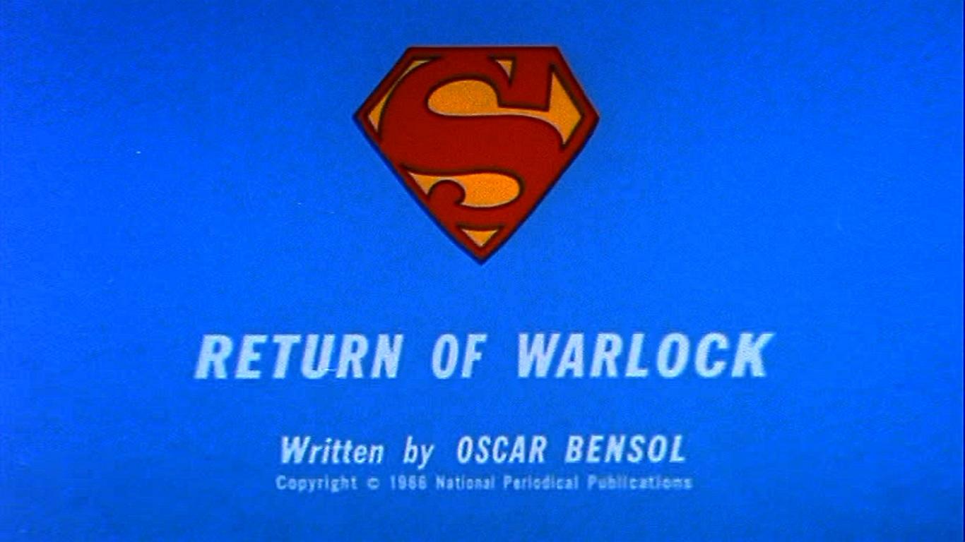 Return of Warlock