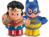 Super Friends toys