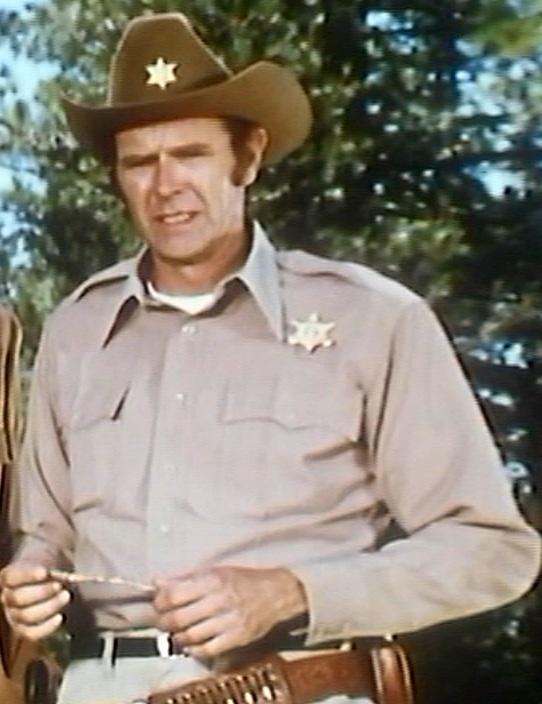 Sheriff Harley
