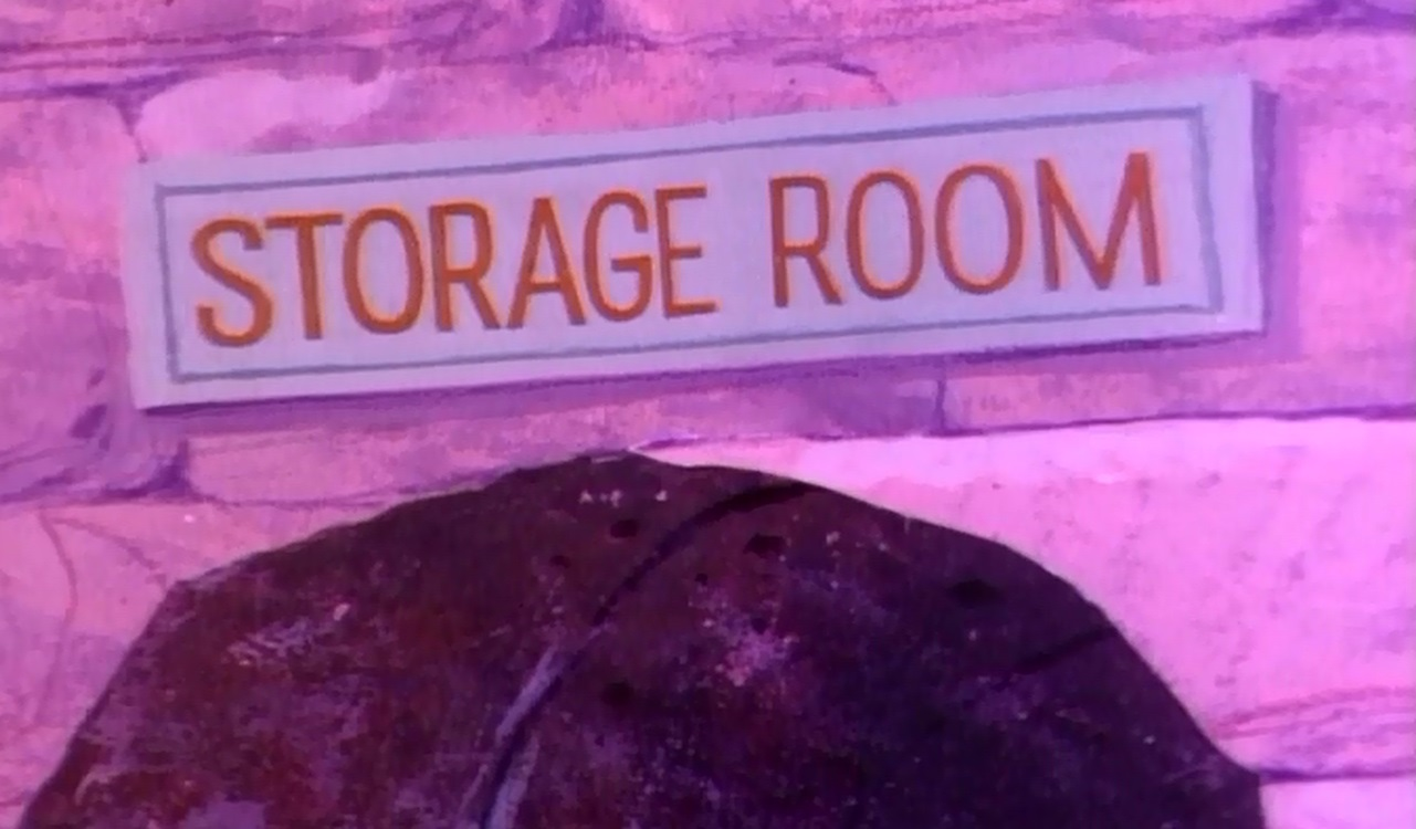 Plasto's Storage Room