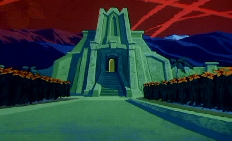 Thoth's Palace