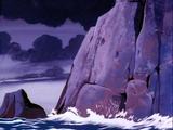 Aquaman's Hidden Sea Cave