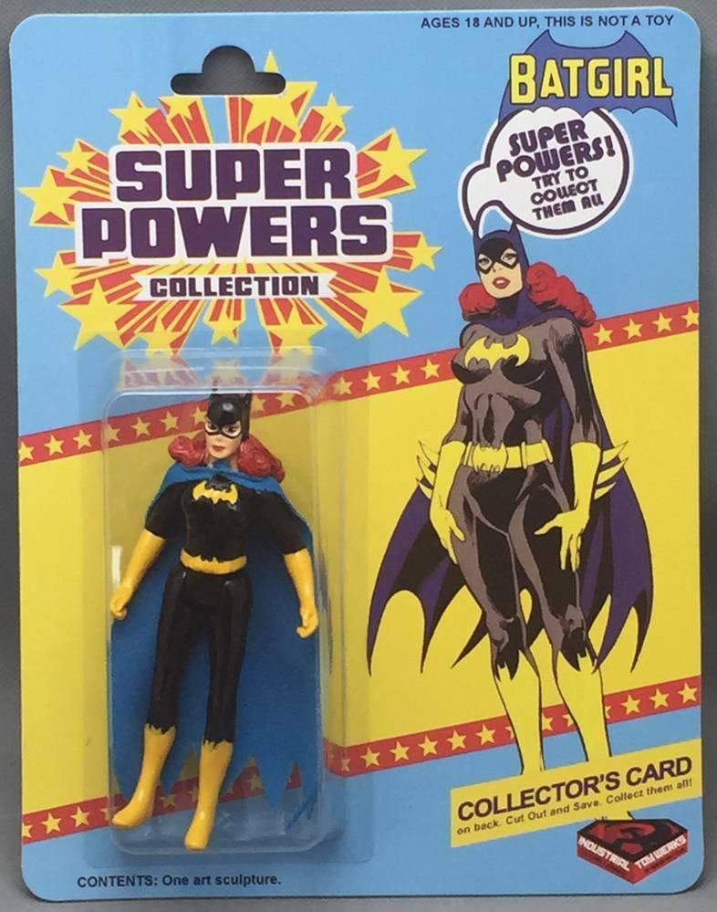 Batgirl (Super Powers figure)