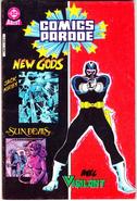 Comics Parade 1