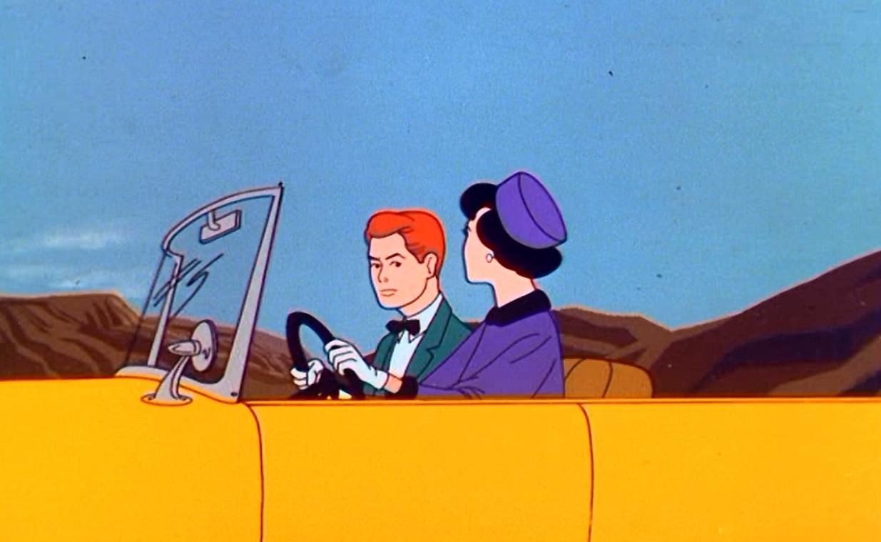 Lois Lane's car