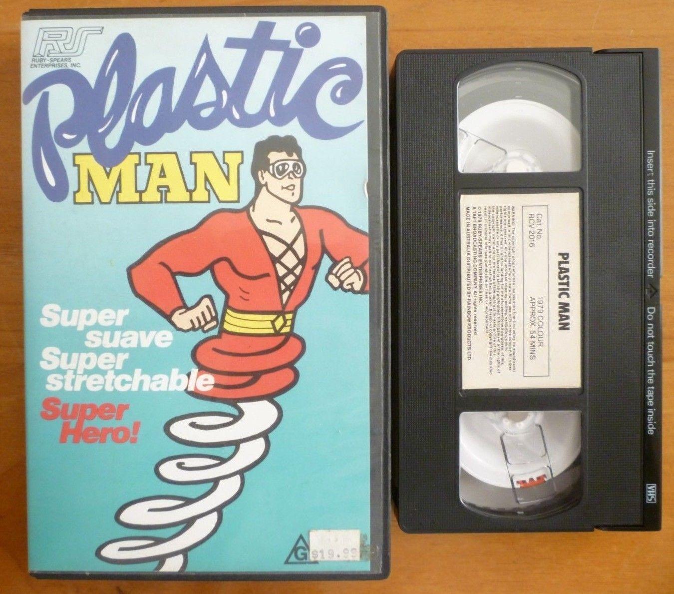 Plastic Man: Super Suave, Super Stretchable, Super Hero!