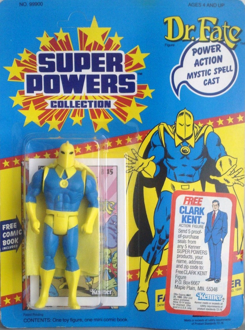 Dr. Fate (SuperPowers Figure)