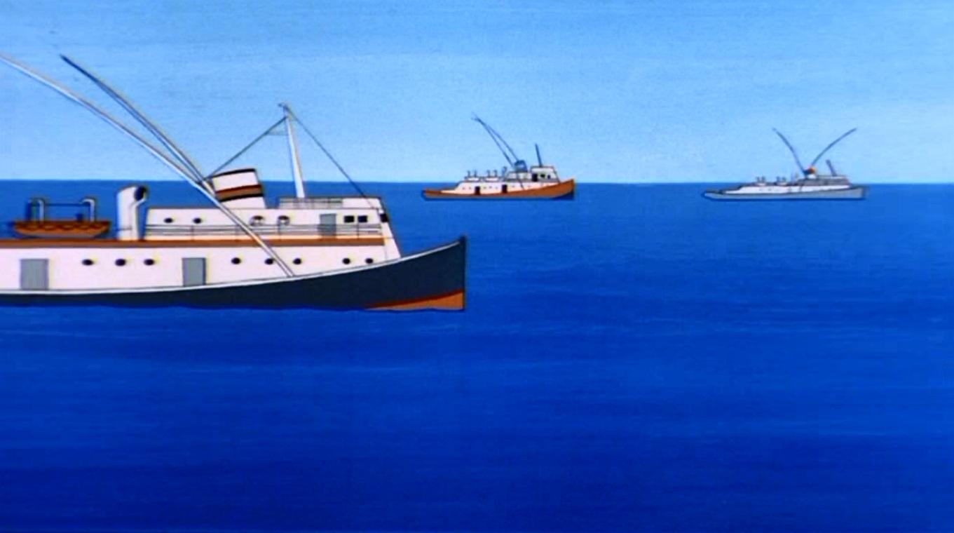 G.E.E.C. fishing boats