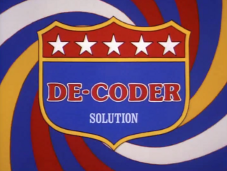 De-Coder Solution (02x1c - Invasion of the Earthors).png