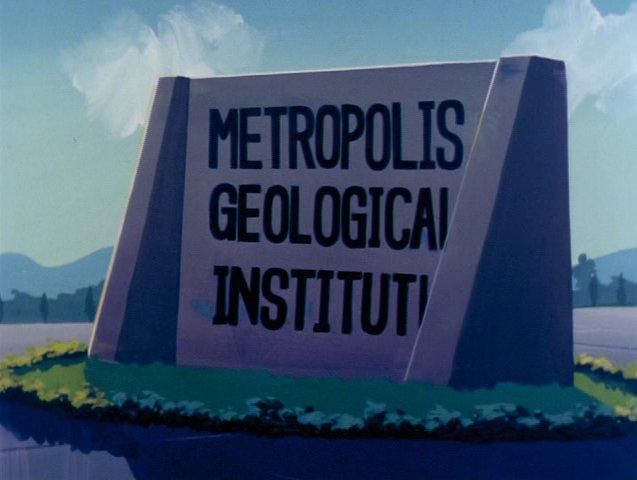 Metropolis Geological Institute