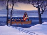 George Washington's crossing of the Delaware River