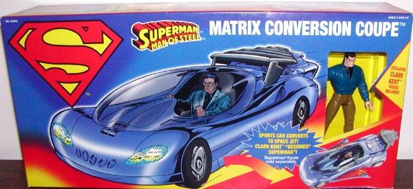 Matrix Conversion Coupe (Superman: Man of Steel toy)
