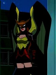 Hawkgirl (Young Justice)